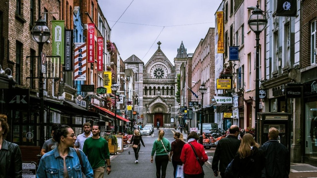 what is ireland known for