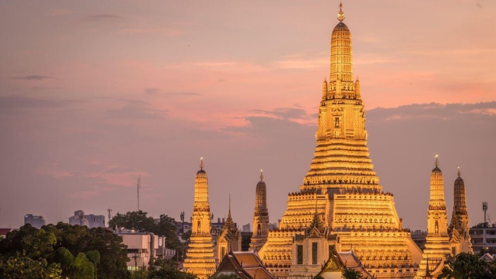 what is thailand known for
